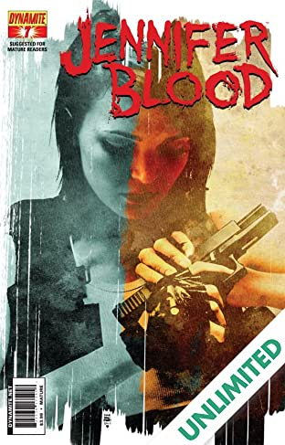 Garth Ennis' Jennifer Blood #7